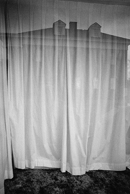<em>White Curtain</em>