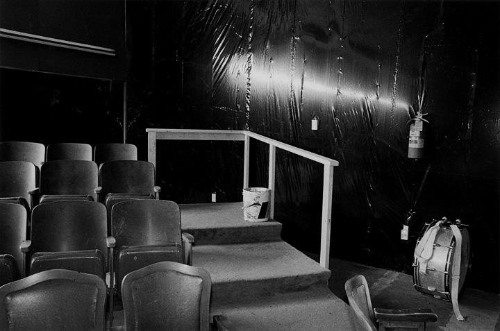 <em>Empty Auditorium</em>